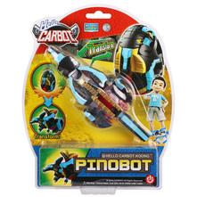 Hello Carbot Pinobot