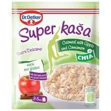 Dr.Oetker Super kaša jabuka, cimet i chia 50 g