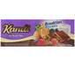 Breakfast mliječna čokolada čajno pecivo i voće 220 g Kandit