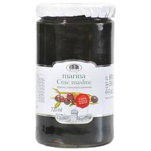 Marina Masline crne odgorčene 390 g