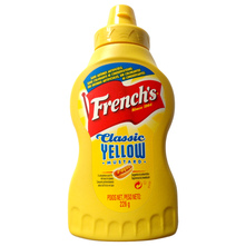 French's Sqeezy Senf classic 226 g