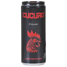 Cucuro Power Gazirano piće 0,33 l