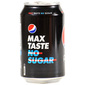 Pepsi Max bez šećera 0,33 l