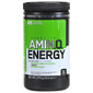 Optimum Nutrition Amino Energy Prah lemon lime 270 g