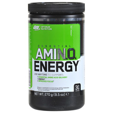 Optimum Nutrition Amino Energy Prah lemon lime 270 g