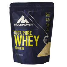 Multipower 100% Pure Whey Protein Prah french vanilla 450 g
