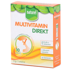 Naturel Multivitamin Direkt Granule 30 g