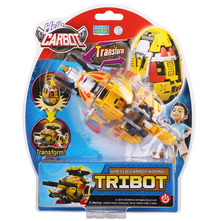 Hello Carbot Tribot
