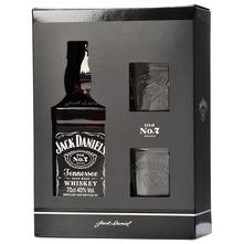 Jack Daniel's Whiskey 0,7 l+2 čaše