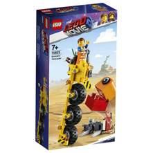 Lego Emmetov tricikl!