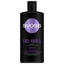 Syoss Full Hair 5 Šampon 440 ml