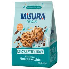 Misura Privolat Keksi s komadićima čokolade 290 g