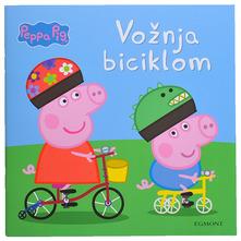 Peppa Pig Vožnja biciklom