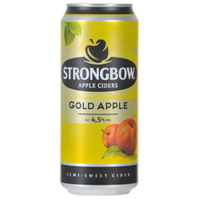 Strongbow Gold Apple Cider 400 ml
