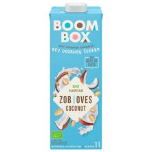 Boom Box Bio napitak od zobi s kokosom 1 l