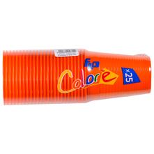 FLO Colore Plastične čaše 0,2 l 25/1