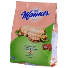 Manner Tortice haselnuss kakao 400 g