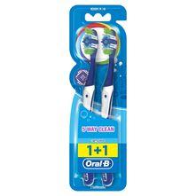 Oral B Complete 5 Way Clean Četkice za zube medium 2/1