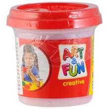 Art&Fun Plastelin za modeliranje crveni 140 g