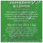 Ahmad Tea Infusion Čaj peppermint & lemon 30 g