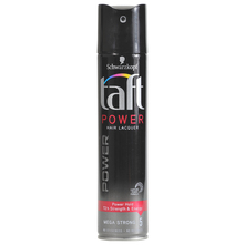 Taft Power Lak za kosu mega strong 250 ml