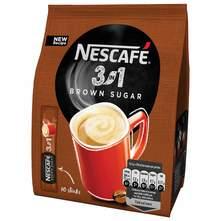 Nescafe 3in1 brown sugar 10x16,5 g