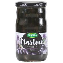 Zvijezda Masline crne odgorčene 400 g