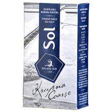 Solana Nina Kuhinjska morska krupna sol 500 g