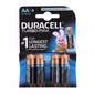 Duracell Turbo Max Baterije AA LR6 MX1500 4/1