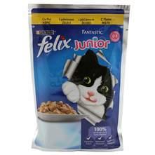 Felix Fantastic Hrana za mačke piletina 100 g