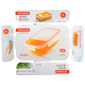 Mehrzer Bake&Lock Posuda za čuvanje namirnica 1420 ml