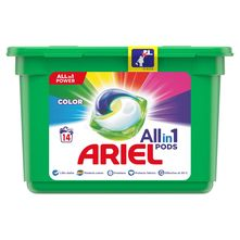 Ariel 3in1 Deterdžent color 14 tableta