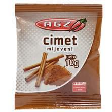 AGZ Cimet mljeveni 10 g