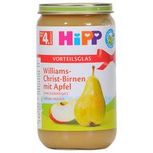Hipp Kašica kruške viljamovke s jabukom bio 250 g