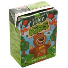 Juicy Kids Sok jabuka 200 ml