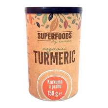 Superfoods kurkuma prah eko 150g