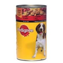 Pedigree Hrana za pse s govedinom u želeu 1200 g