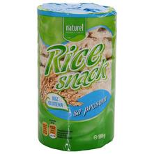 Naturel Snack riža proso bez glutena 100 g
