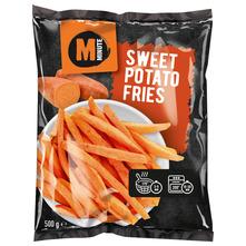 Minute Pommes frites batat 500 g