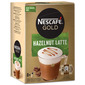 Nescafe Gold hazelnut latte 136 g