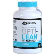 Optimum Nutrition Opti-Lean Fat Metaboliser Kapsule 60/1