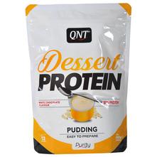 QNT Dessert Protein Mješavina za puding white chocolate 480 g