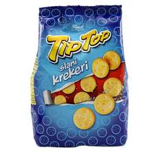 Tip Top krekeri slani 150 g Franck