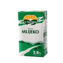 Z bregov Trajno mlijeko 2,8% m.m. 1 l
