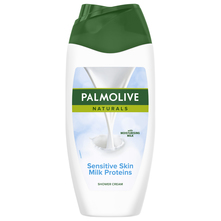 Palmolive Naturals Krema za tuširanje sensitive skin/milk proteins 250 ml