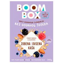 Boom Box Zobena kaša sa šumskim voćem i bademom 300 g