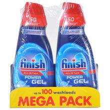 Finish All in 1 Max Power gel 2x1000 ml