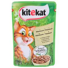 Kitekat Hrana za mačke piletina u sočnom umaku 100 g