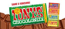 NOVO! Tony's Chocolonely – čokolada sa stavom