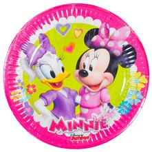 Disney Minnie Papirnati tanjuri 20 cm 8/1